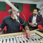 Akshay jain on Radio Mirchi