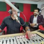 Akshay jain on Radio Mirchi